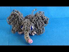 Loom Bands 3D Elephant Charm (Rainbow Loom Animals)