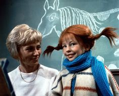 1969 Pippi Langstrump - Pippi Longstocking Pippi Longstocking, Tall Tales, Funny Photography, Good Movies, I Movie, Funny Pictures, Dreadlocks, Poses, Children