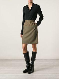 A.f.vandevorst 'stolen' Skirt - A.f. Vandevorst - Farfetch.com