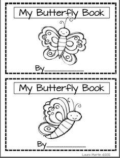 Classroom Freebies Too: Butterfly books Kindergarten Science, Science Classroom, Teaching Science, Science Activities, Sequencing Activities, Kindergarten Reading, Teaching Resources, Teaching Ideas, Spring School