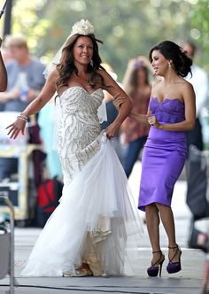 Desperate Housewives - Wedding Dresses on The Scene » KnotsVilla