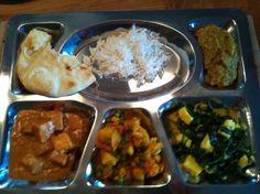 Cuisine indienne: le palak paneer :)