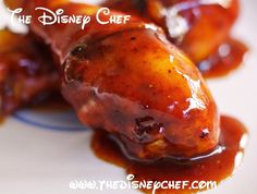 Recipes from Walt Di