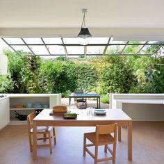 Une maison recouverte de panneaux en fibre de verre aux Pays-Bas - Marie Claire Maison