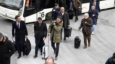 Desplazamiento a Londres (22/02/16) | FC Barcelona