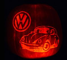 VW pumpkins