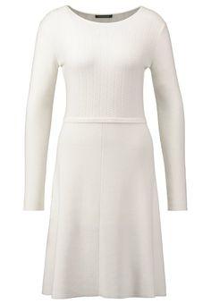 Strenesse Gebreide jurk offwhite