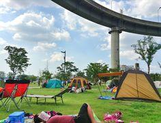 Ttukseom Park, Seoul
