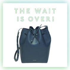 Win a Mansur Gavriel bucket bag from Refinery29 and Keep! r29.co/1trRzhu