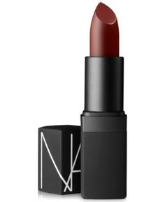 Nars Lipstick, 0.12 oz - Fire Down Below (Deep Crimson, Semi Matt