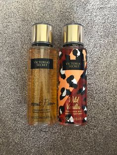 Sep 2019 - Like new Victoria Secret perfume Coconut passion and Wild Vanilla Smells amazing! Only used a few times! Victoria Secret Perfume Set, Loción Victoria Secret, Victoria Secret Body Spray, Victoria Secret Fragrances, Vanilla Perfume, Pink Perfume, Perfume Scents, Bath N Body Works, Bath And Body Works Perfume