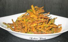 Food Mazaa: KURKURI BHINDI