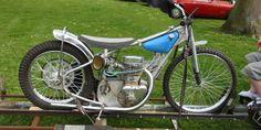 1970s Jawa Speedway Bike