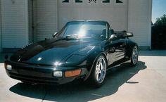 1985 Porsche 911 Slantnose Cabriolet