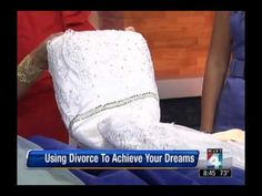 WJXT 8 29 13 Divorce to Achieve Dreams... Check out this divorced diva!