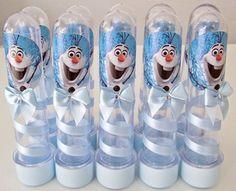 10 Tubetes Olaf