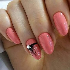 30 Most Beautiful Nail Art Trend Ideas for 2019 Rosa Pink Nails Cute Nails, Pretty Nails, My Nails, Prom Nails, Winter Nail Designs, Cool Nail Designs, Winter Nails, Summer Nails, Pink Nail Art