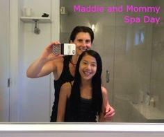 Thanks Macaroni Kid for the great recap on our #OSMNYC15 Event!  Mommy and Maddie Spa Day | Macaroni Kid