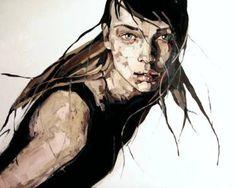 "Saatchi Art Artist Anna Bocek; , """" #art"