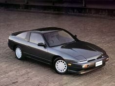 Nissan 180SX Type II (RS13) '03.1989–01.1991