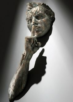 """Le secret"" Bronze 2007 Matteo Pugliese"