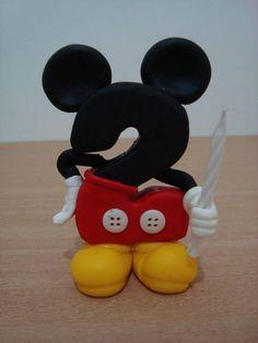 Pela personalizada do Mickey R$ 25,00