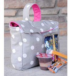 Tutorial: Fabric lunch box