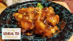 Easy General Tso Chicken Recipe - Food Life Design General Chicken Recipe, General Tao Chicken, Chicken Recipes, Order Chinese Food, Homemade Chinese Food, Quick Easy Meals, Easy Dinner Recipes, Easy Recipes, Dinner Ideas
