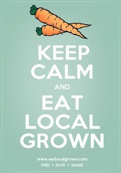 Enter your ZIP CODE and hit SEARCH to find Locally Grown Food near you @ http://eatlocalgrown.com