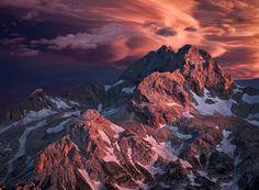 Your Majesty - Mt. Triglav, Slovenia.  © silent-moment.com