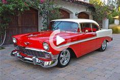 pinterest.com/pin/199354720978814292/ #cars #carinterior Barrett Jackson Auction, Chevrolet Bel Air, Cool Cars, Super Cars, Chevy, Health, Trucks, Collections, Salud