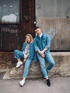 Vaatteet / H&M*lainassa Puhun luultavasti jokaisen joskus parisuhteessa olleen ihmisen puolesta kun sanon, ettei ole mitään ihanampaa kun puolison pehmonen huppari tai luotto farkkutakki. Mutta entä jos ei tarviskaan …