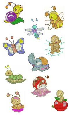 Free Brother Embroidery Designs | Machine Embroidery Designs & FREE FONT Brother CD PES HUS 4x4