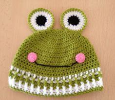 Angelas Crafts: Crochet hats - Gorros en crochet