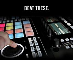 MASCHINE has just unveiled the new flagship MASCHINE STUDIO and blistering new MASCHINE 2.0 software! Click here to watch the video and explore:  http://www.beat-these.com/#video