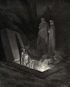 Dore woodcut Divine Comedy 01 - Gustave Doré - Wikipedia, the free encyclopedia