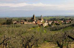 Vinci, #Tuscany, #Italy, #Renaissance