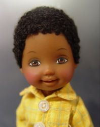 NATURAL IS COOL ENOUGH....N.I.C.E.: Black Dolls with Natural Hairstyles: Truly N.I.C.E.