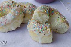 Le ciambelle (Donuts) cottura al forno