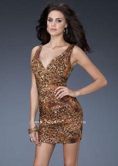 La Femme Prom Dress 18204 Homecoming 2012 Dress RissyRoos.com