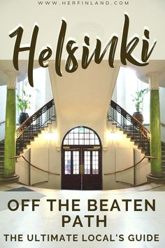 Wouldn't it be fun to know what a Finn recommends you to do in Helsinki? Find out by checking out this Helsinki guide + video by a local! Finland Destinations, Holiday Destinations, Helsinki Things To Do, Finland Travel, Finland Trip, Baltic Sea Cruise, Places To Travel, Places To Go, Visit Helsinki