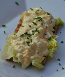 Low Carb Eiersalat - rezepte-lowcarb.de