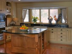 Elegant Painting Unfinished Kitchen Cabinets