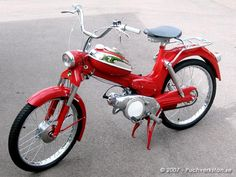 Puch Florida, MV 50 KF - 1964