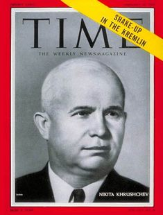 the rise of nikita khrushchev from the rubble It's been 60 years since nikita khrushchev's rise to power as head of the soviet  union under his leadership, the ussr launched bold reforms.