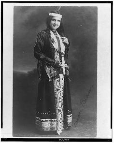 Potawatomie Indian Woman Photograph Famous Moon Beam