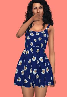 Kenzar — Natural Sleeveless Dress-Retexture I was so tired...