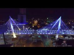 Puente Matute Remus en 4k Diseño Arq. Álvaro Morales y Arq. Miguel Echauri. Video realizado por Dronkey México