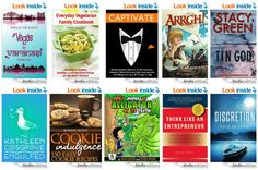 Today's 10 FREE Kindle Books!