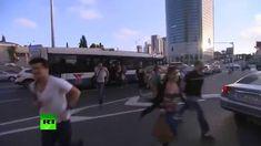 Las sirenas de alerta suenan en Israel, la 'Cúpula de Hierro' intercepta...